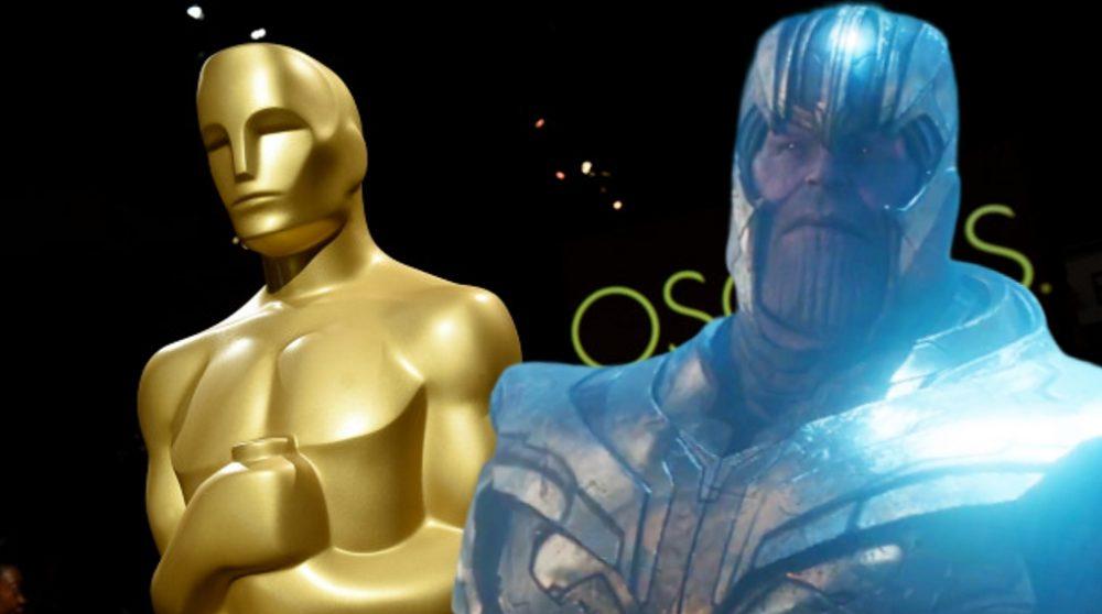 Avengers Endgame Oscar kampagne 2020 / Filmz.dk