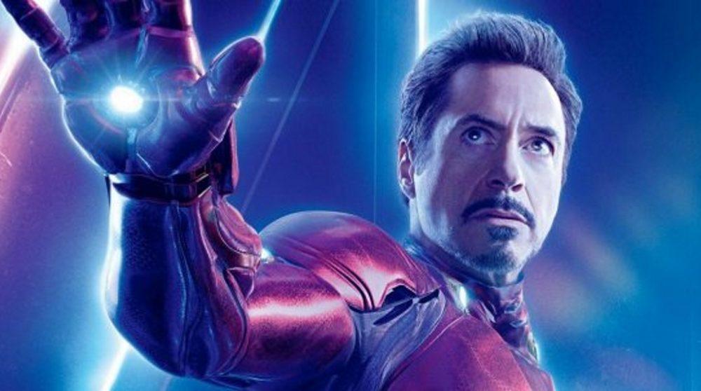 Avengers Endgame replik I am Iron Man Tony Stark / Filmz.dk