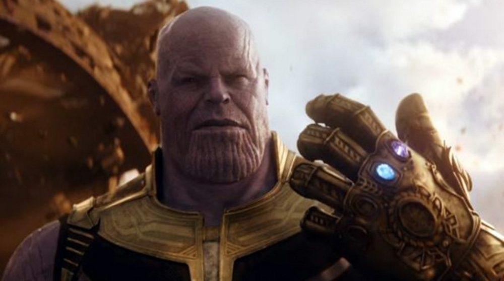 Avengers Endgame titel Infinity Gauntlet / Filmz.dk