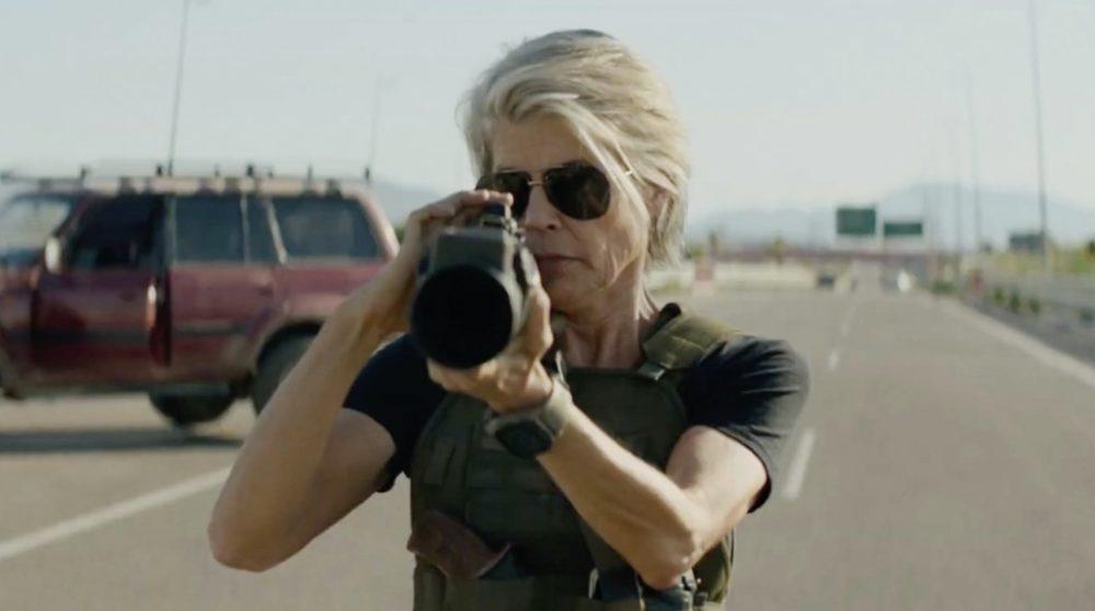 Bag om video Terminator 6 Dark Fate / Filmz.dk
