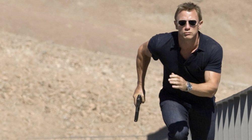 Bond 25 Daniel Craig skade optagelser indstillet / Filmz.dk