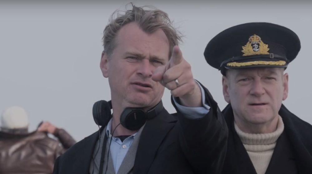 Christopher Nolan Tenet cast / Filmz.dk