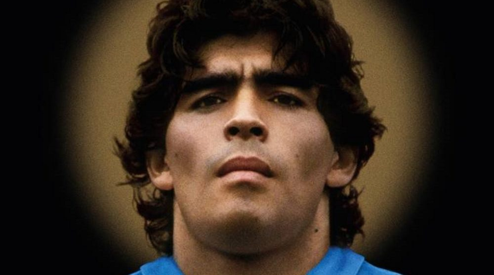 Diego Maradona film dokumentar trailer / Filmz.dk