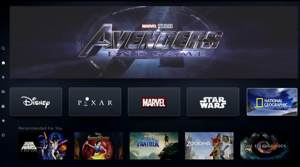 Disney Plus Avengers Endgame premiere / Filmz.dk