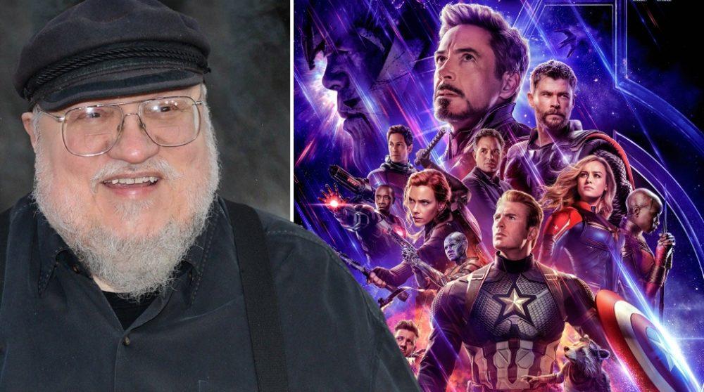 Game of Thrones anmelder Avengers Endgame / Filmz.dk