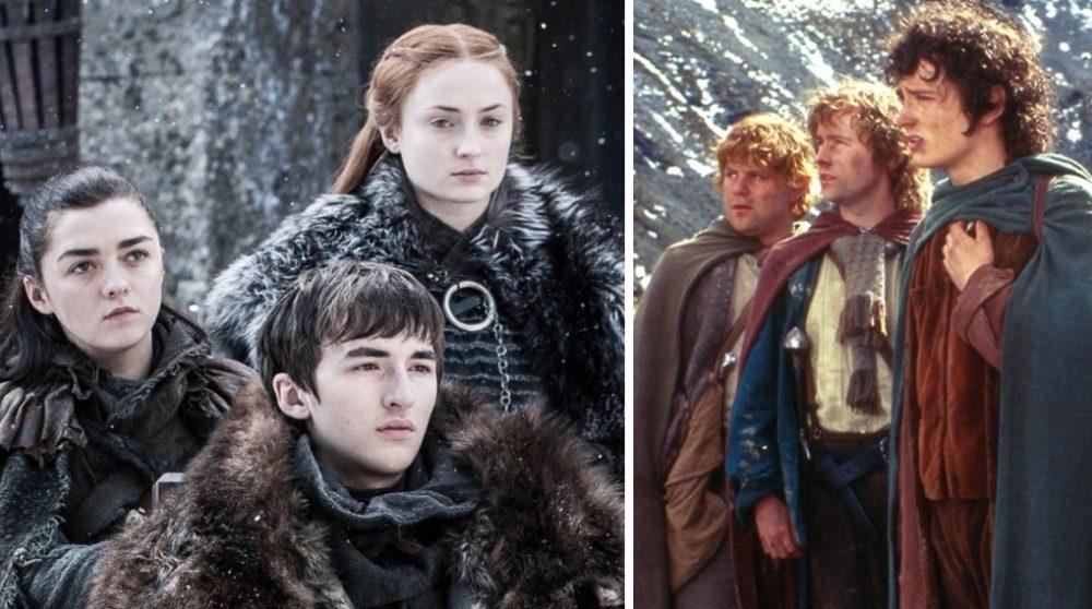 Game of Thrones Ringenes herre Bryan Cogman / Filmz.dk