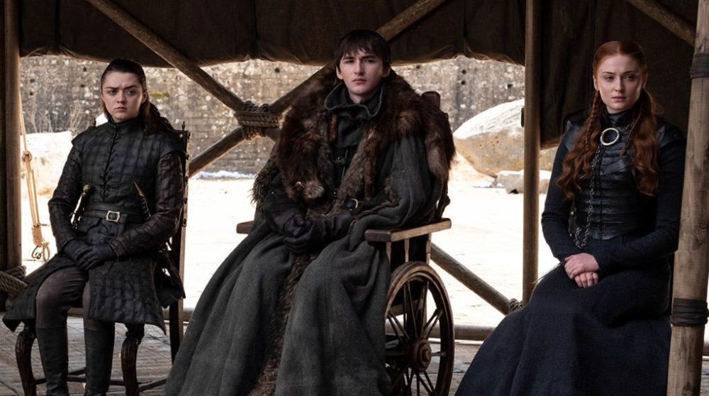 Game of Thrones vinder jerntronen konge bran joke / Filmz.dk