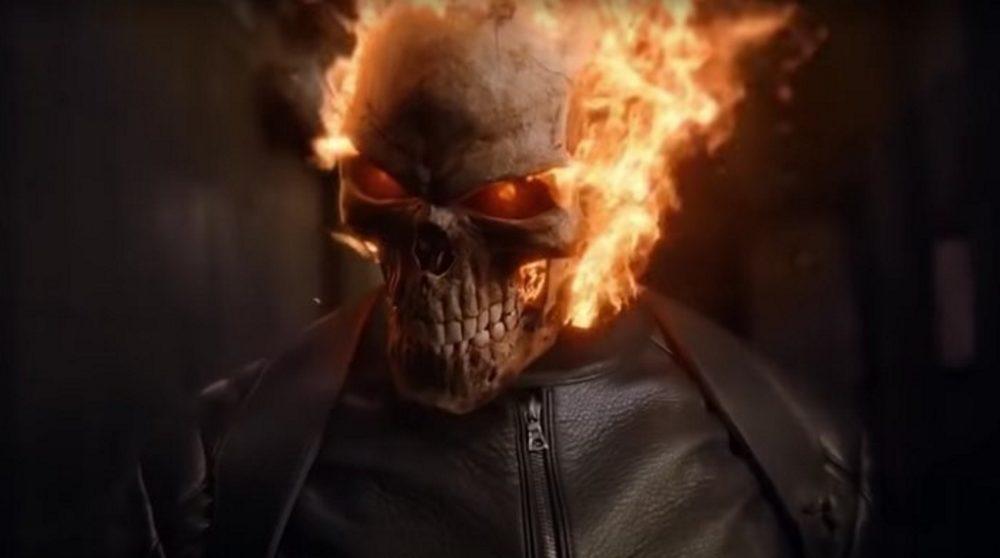 Ghost Rider Helstrom Marvel serier / Filmz.dk