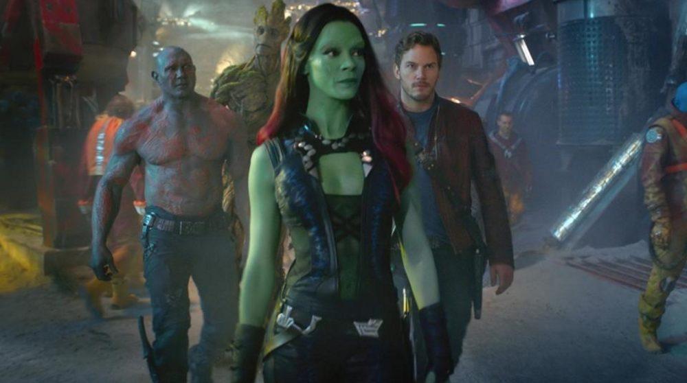 Guardians of the Galaxy 3 Gamora / Filmz.dk
