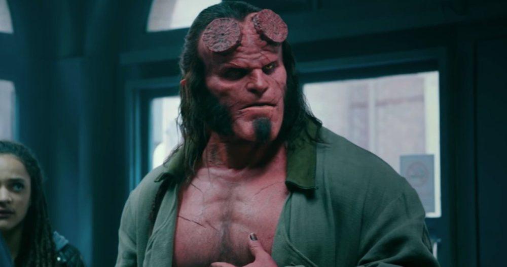 Hellboy Marvel / Filmz.dk