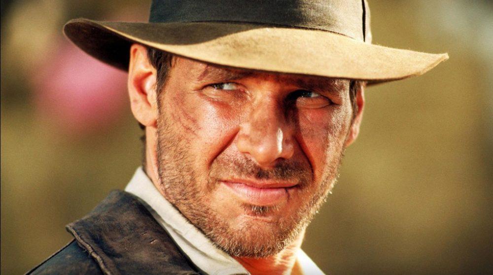 Indiana Jones Harrison Ford kun mig / Filmz.dk