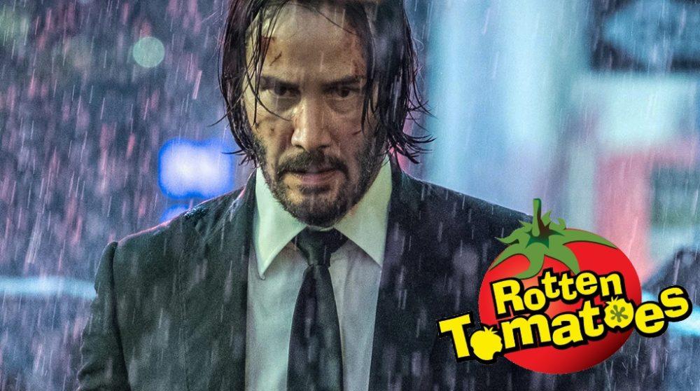 John Wick 3 Rotten Tomatoes / Filmz.dk