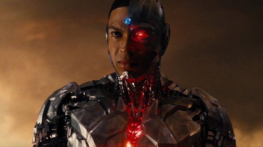 Justice League Snyder Cut Cybog dødsfald / Filmz.dk