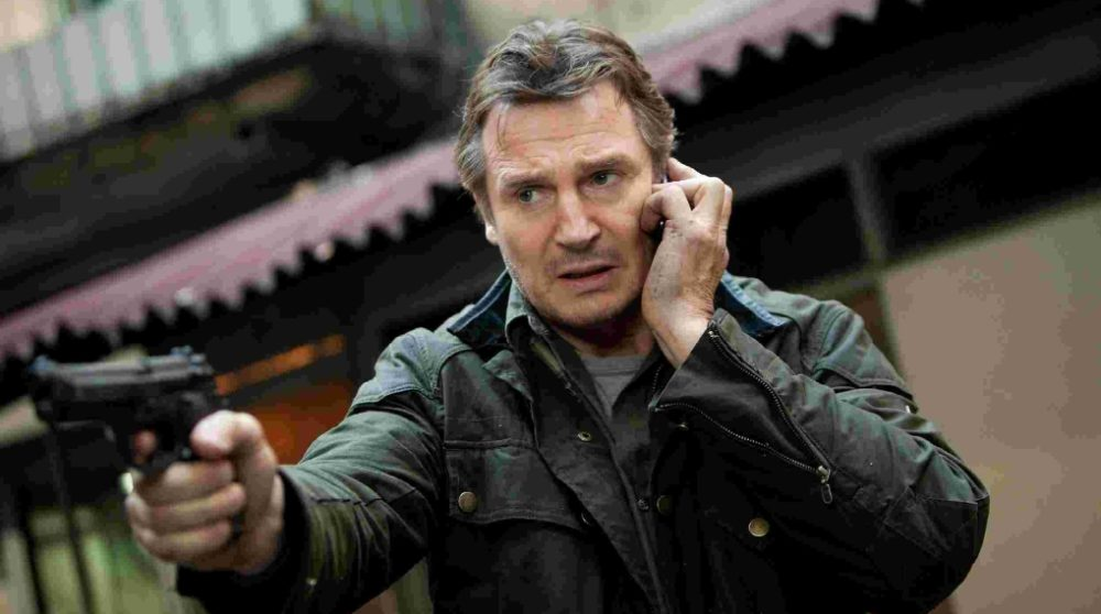 Liam Neeson Kingsman preqeul The Great Game / Filmz.dk