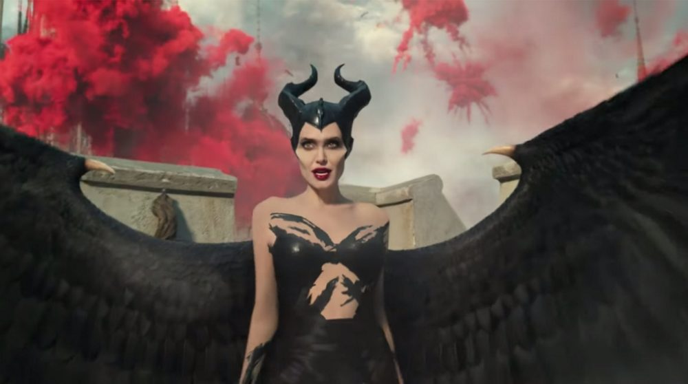 Maleficent Mistress of Evil teaser trailer / Filmz.dk