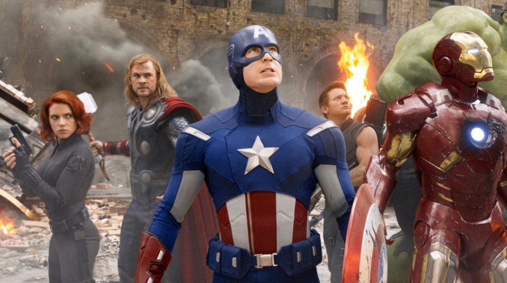 Marvel MCU Phase 4 / Filmz.dk