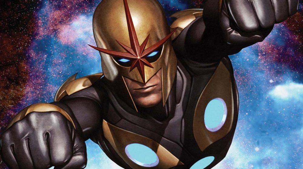 Marvel Nova Infinity War Endgame / Filmz.dk