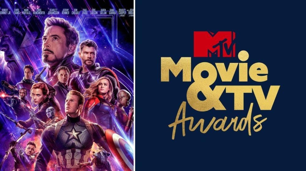 MTV Movie Awards 2019 nomineringer Avengers Endgame / Filmz.dk