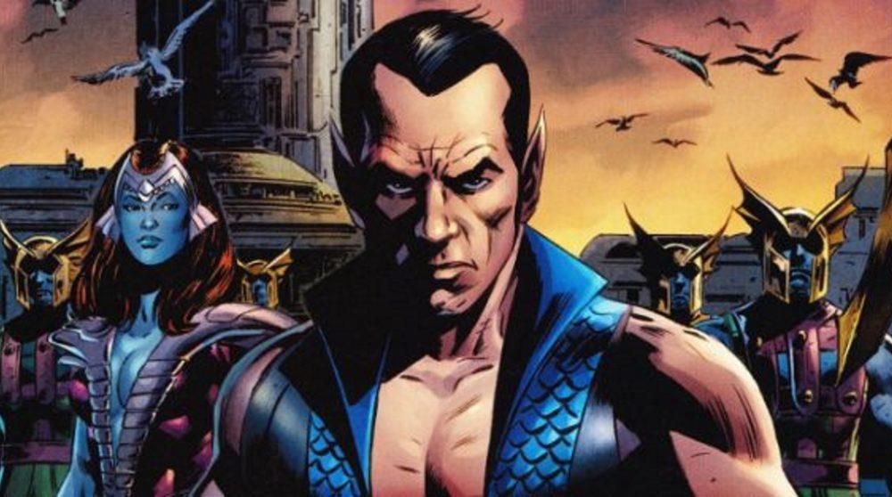 Namor Avengers Endgame Marvel teori / Filmz.dk