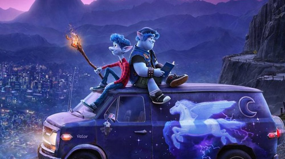 Onward Pixar trailer / Filmz.dk