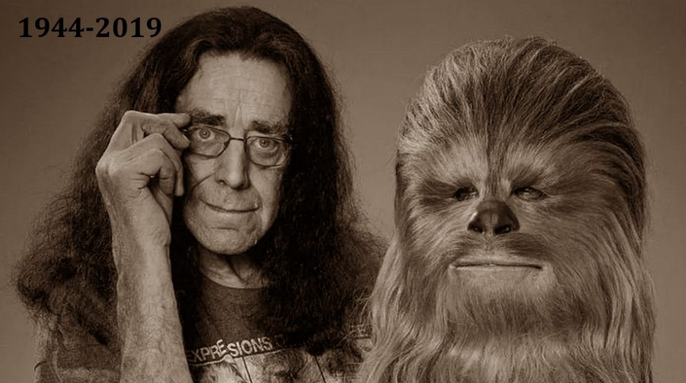 Peter Mayhew Star Wars Chewbacca død / Filmz.dk