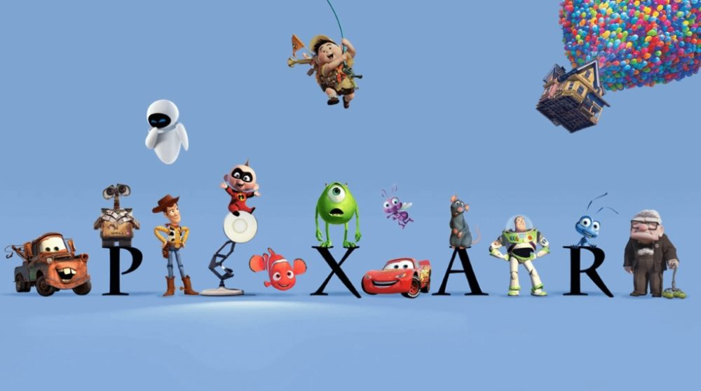 Pixar original tory story 4 / Filmz.dk
