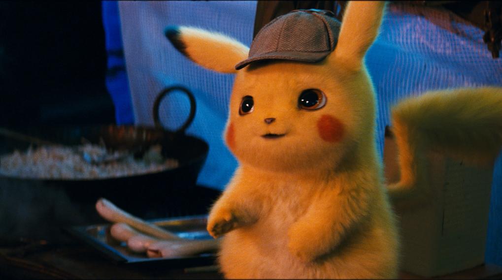 Pokemon Detective Pikachu anmeldelse / Filmz.dk
