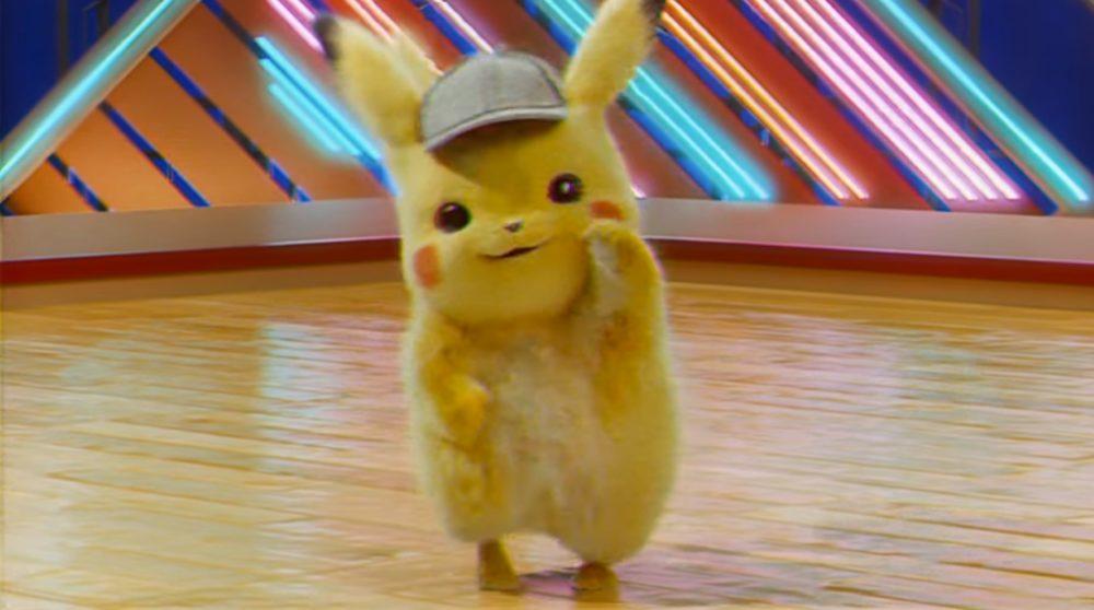 Pokemon Detective Pikachu læk online kopi / Filmz.dk