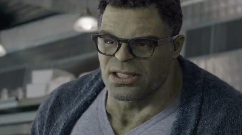 Professor Hulk Avengers Endgame / Filmz.dk