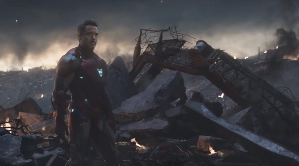 Robert Downey Jr. Avengers Endgame Instagram optagelse / Filmz.dk