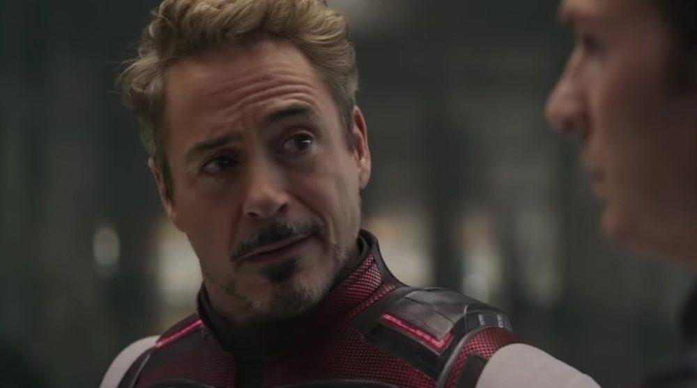 Robert Downey Jr. rørende replik Avengers Endgame / Filmz.dk