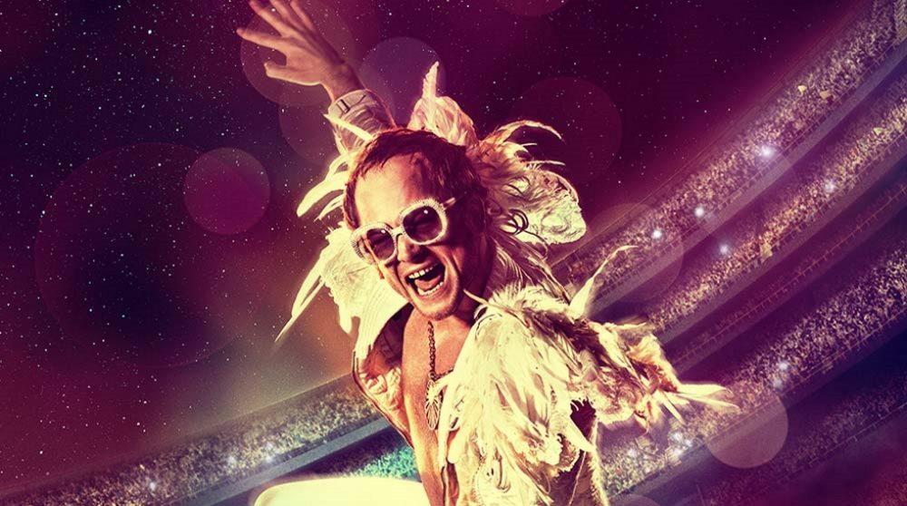 Rocketman Elton John aldersgrænse R-rating / Filmz.dk