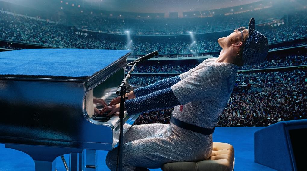 Rocketman Elton John film anmeldelse / Filmz.dk