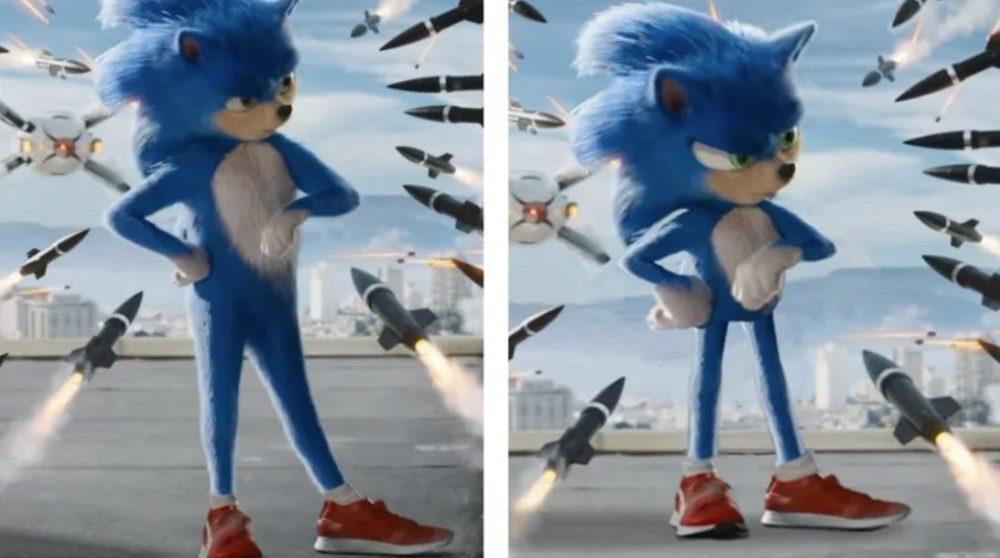 Sonic the Hedgehog kritik ændring ændrer / Filmz.dk
