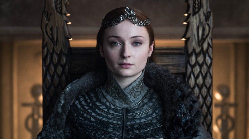 Sophie Turner kritik reagerer Game of Thrones afslutning / Filmz.dk