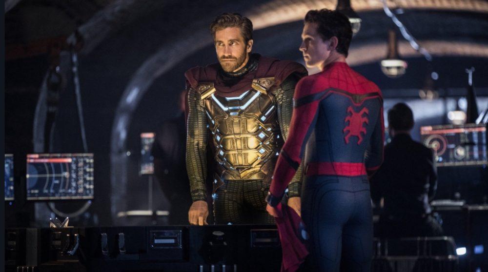 Spider-Man Far From Home multiverse trailer Marvel / Filmz.dk