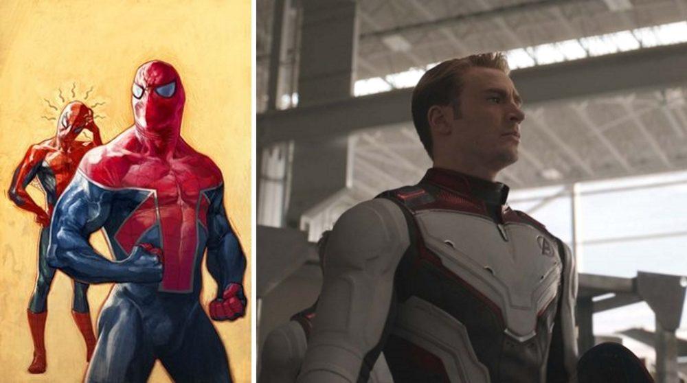 Spider-UK Earth 833 William Braddock Spider-Man Far From Home Avengers Endgame / Filmz.dk