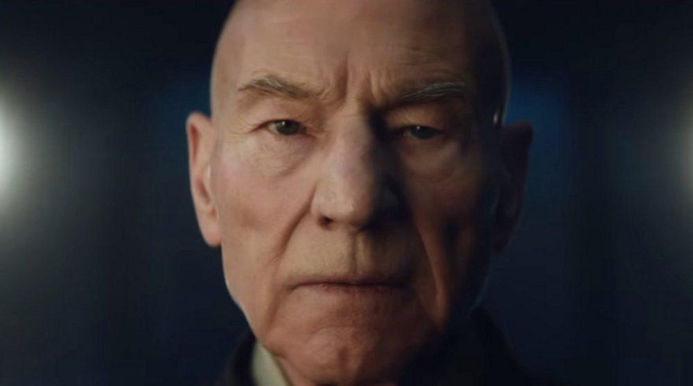 Star Trek Picard trailer / Filmz.dk