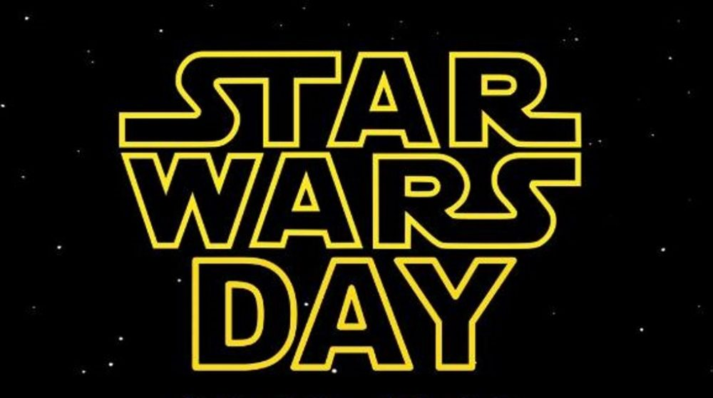 Star Wars dag officielt 4 maj / Filmz.dk