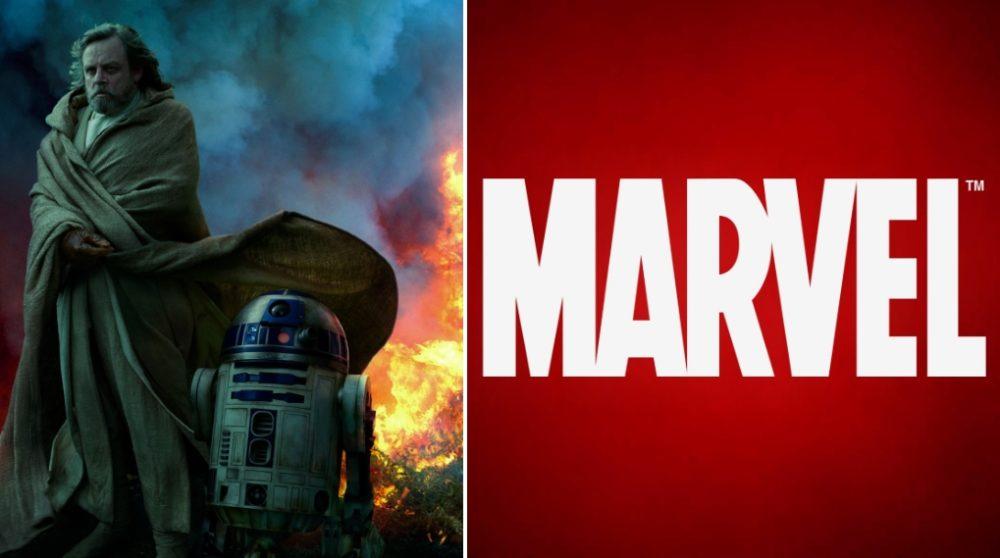 Star Wars fabrik ikke Marvel / Filmz.dk
