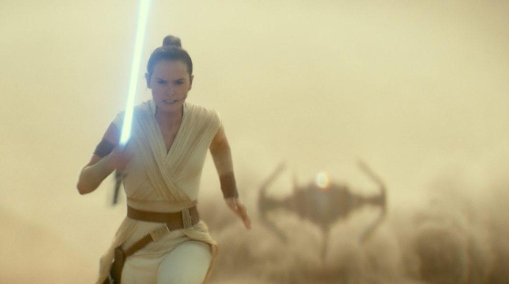 Star Wars The Rise of Skywalker Rey forældre far spoiler / Filmz.dk