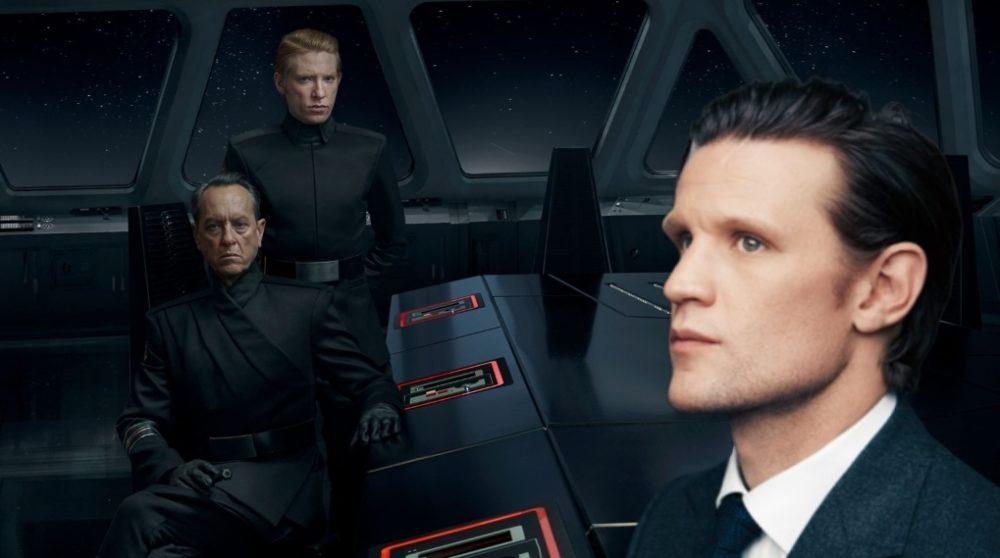Matt Smith Star Wars The Rise of Skywalker fjernet rolleliste / Filmz.dk