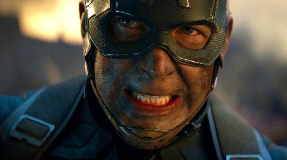 Steve Rogers Captain America slutning Avengers Endgame spoiler / Filmz.dk