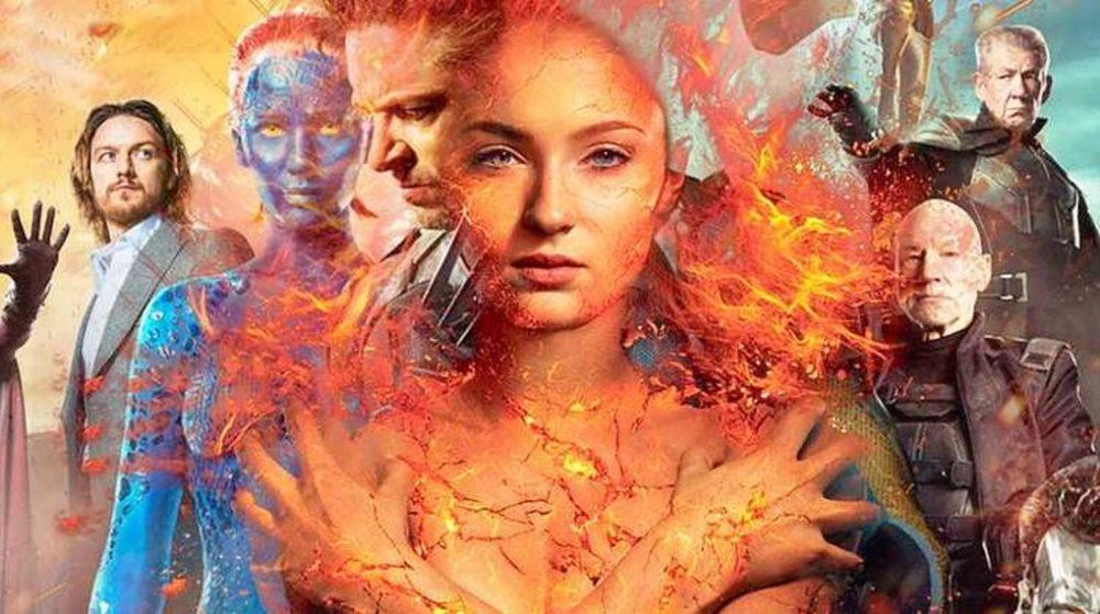 X-Men Dark Phoenix franchise trailer / Filmz.dk