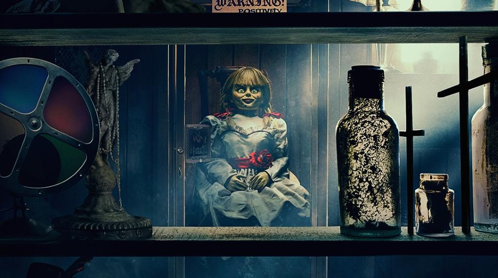 Annabelle Come Home anmeldelse / Filmz.dk