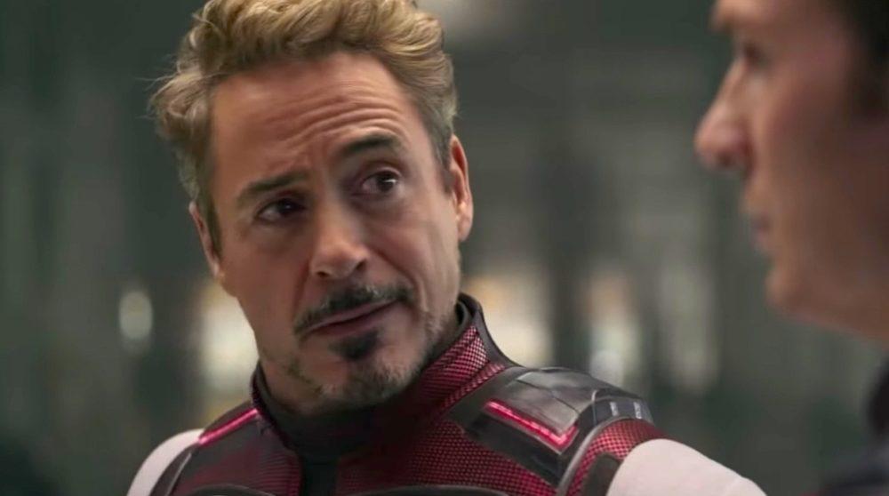 Avengers Endgame fans marvel mere tony stark iron man / Filmz.dk