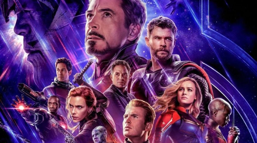 avengers endgame repremiere post credit scene forlænget kan slå avatar box office / Filmz.dk