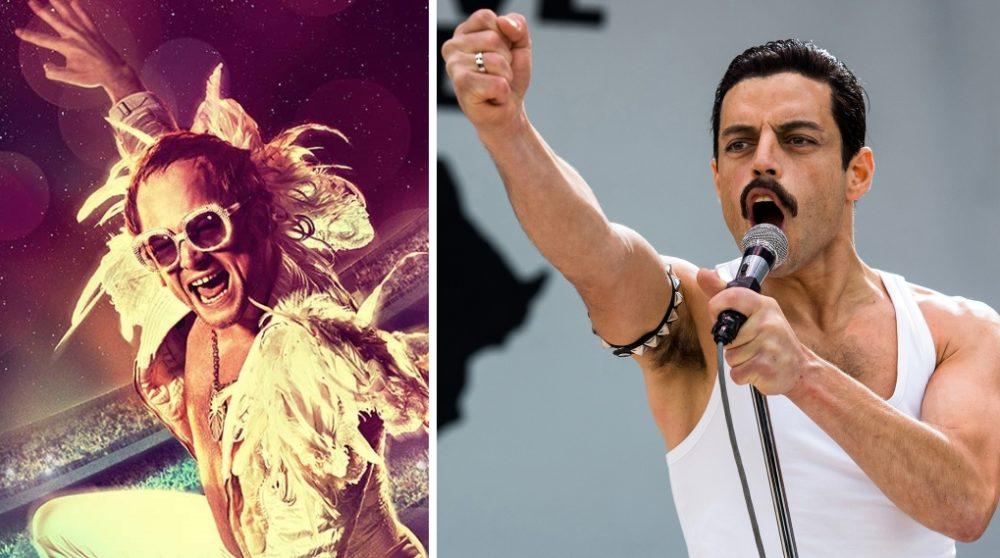 Rocketman Bohemian Rhapsody crossover / Filmz.dk