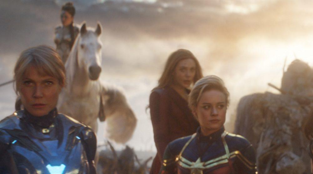 Captain Marvel Valkyrie MCU Marvel kvinder / Filmz.dk