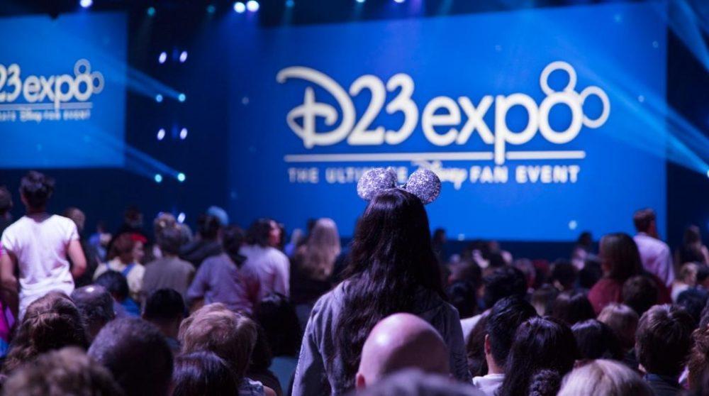 D23 Expo Marvel Star Wars MCU Phase 4 / Filmz.dk